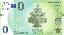 0 Euro Delft Royal