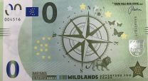 0 Euro biljet Wildlands Adventure Zoo