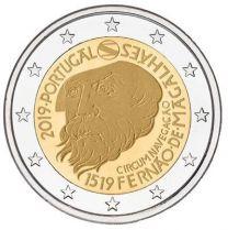 2 Euro Portugal Ferdinand Magellaan 2019