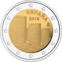 2 Euro Spanje Avila 2019
