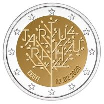 2 Euro Tartu 2020 Estland