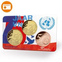 Coincard 75 jaar VN Nederland