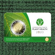 Coincard Belgie 2020 Plant Health