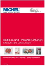 Europa 11 Baltische staten en Finland 2021 2022 MICHEL