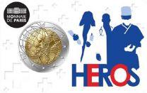 Frankrijk Hero 2 euro 2020