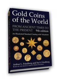 Friedberg wereld munten goud