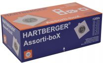 Hartberger Assortibox 1200 selfadhesive zelfklevend