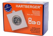 Hartberger Munthouders zelfklevend 32,5 100x 8322325 1