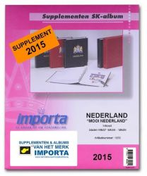 Importa SK supplement Mooi Nederland 2015
