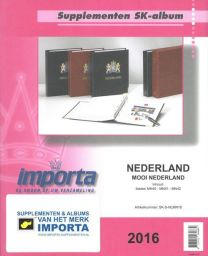 Importa SK supplement Mooi Nederland 2016