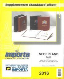 Importa Standaard basis supplement Nederland 2016