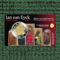 Jan van Eyck Coincard Belgie 2020