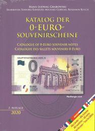 Katalog der 0 Euro Soucenirscheine 2020 Battenberg