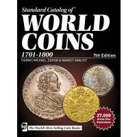 Krause wereld munten 18e eeuw,7e editie 2017