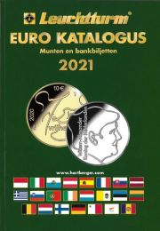 Leuchtturm Euro Katalogus 2021