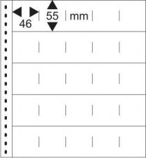 Lindner 056 Omnia transparant 1x