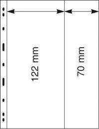 Lindner 062 UNIPLATE zwart 5x
