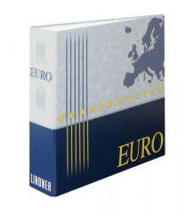 Lindner 1109 band leeg voor series euromunten