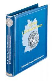 Lindner 1117 lege band 10 euro herdenkingsmunten Duitsland