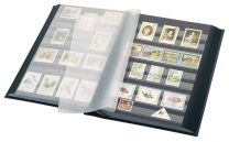 Lindner 1170 insteekalbum groot formaat 64 blz. zwart, kleur naar keuze