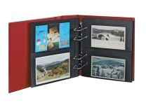 Lindner 1300PK Multi Collect Ansichtkaartenalbum incl. 30 bladen