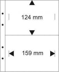 Lindner 1349 helder 10x PTT-mapjes