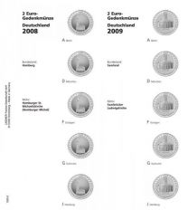 Lindner 1505-2 Voordrukblad