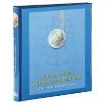 Lindner 1505R band leeg 2 Euro herdenkingsmunten Duitse Bondsstaten