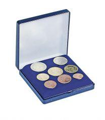 Lindner 2026 Cassette voor 1 serie euro munten