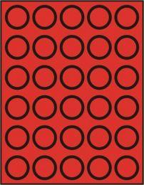 Lindner 2101 muntenbox standaard R-36 mm
