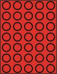 Lindner 2111 muntenbox standaard R-32,5 mm