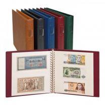 Lindner 2810-814 Bankbiljettenalbum