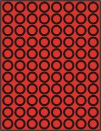 Lindner 2910 muntenbox  rookglas R-21,5 mm