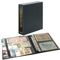 Lindner 3537E Publica M Bankbiljetalbum inclusief cassette