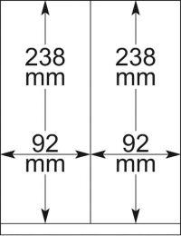 Lindner 802119 10x