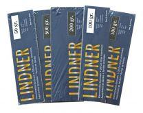 Lindner S10100 klemstroken 100 gr zwart