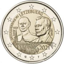 Luxemburg Jean relief 2021