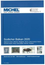 MICHEL 7 Sudlicher Balkan