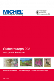 MICHEL Europa 8 Ost Europa 2021