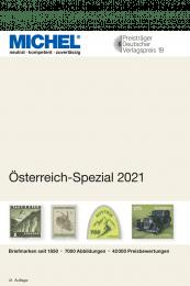 MICHEL Oostenrijk Speciaal 2021 1