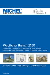 MICHEL Westlicher Balkan 2020