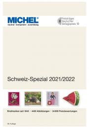 MICHEL Zwitserland Speciaal 2021 2022