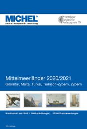 MICHEL middenlandse Zeelanden 2020
