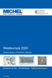 MIchel Europa Deel 3 West Europa 2020 Cover