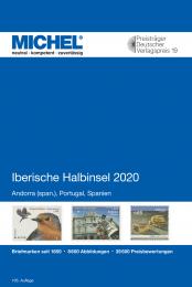 MIchel Europa Deel 4 Iberisch Schiereiland 2020 Cover