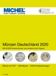 Michel Duitsland Munten 2020
