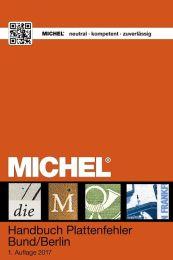 Michel Duitsland Plaatfouten Bund-Berlijn 1e editie