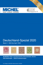 Michel Duitsland Speciaal 2020 Volume 1 cover