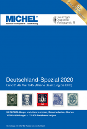Michel Duitsland Speciaal 2020 Volume 2 cover