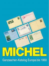 Michel Europa West en Oost Ganzsachen tot 1960 2008-2009